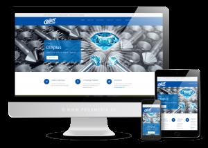 Webdesign: duerr-tools.de